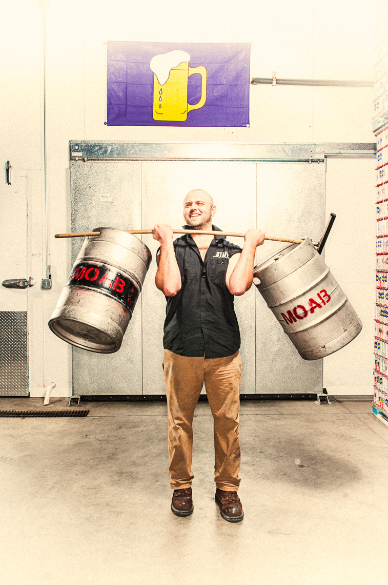 Utahs sexy brewers editorial photography