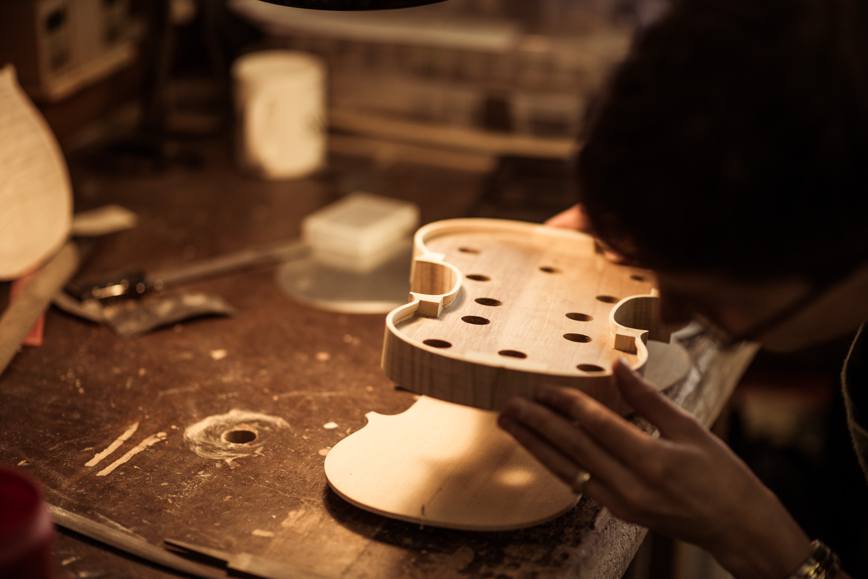 Violin Making School of America Editorial
