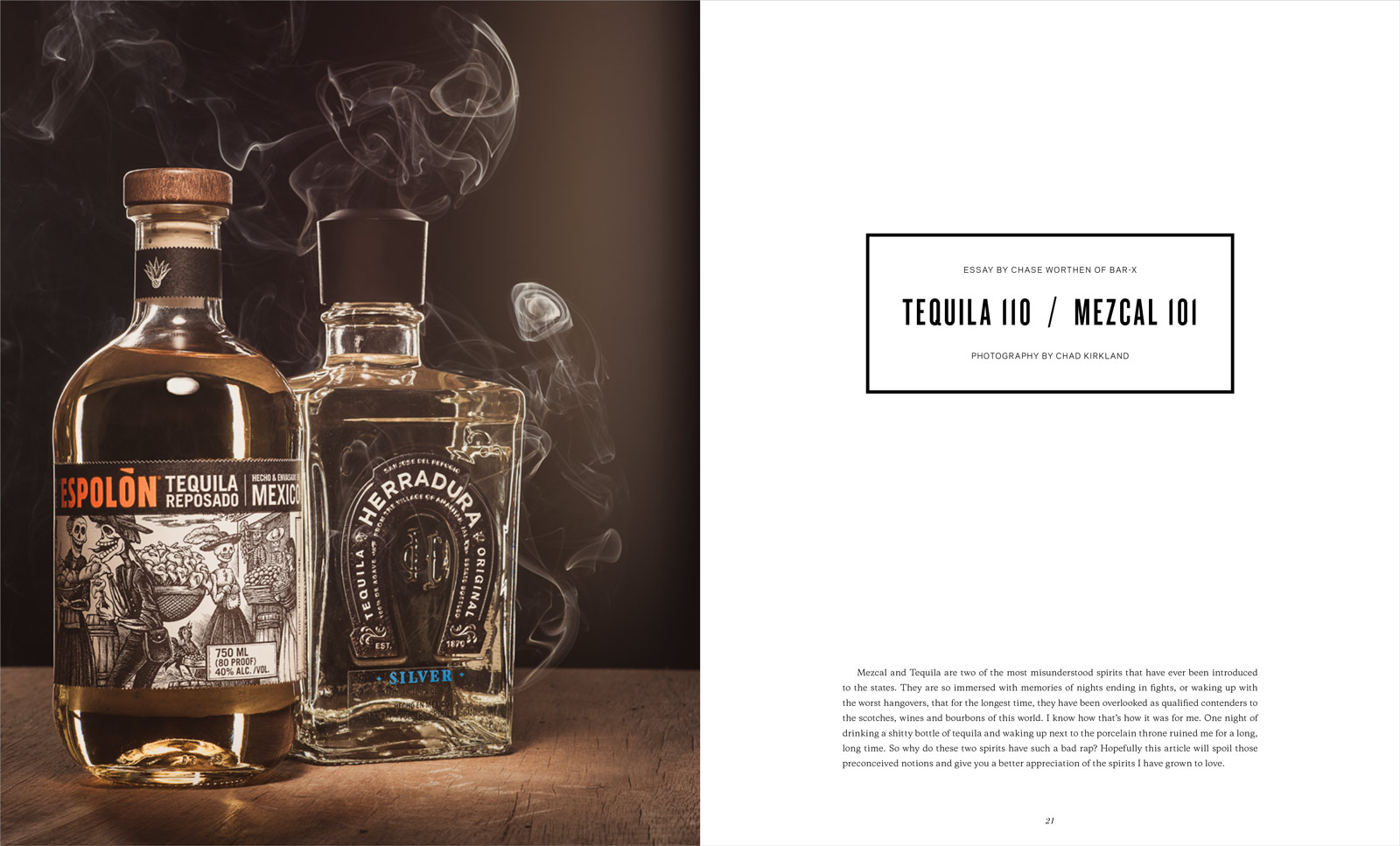 Product Photography - Tequila editorial for Revolv Magazine - Salt Lake City, Utah.