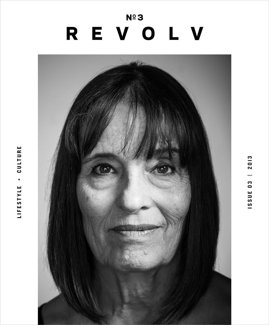 Jan Haworth Cover - Revolv Magazine