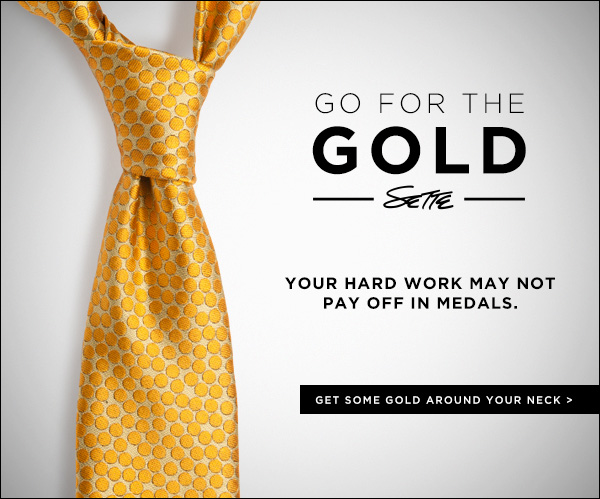 Commercial Product Photography for Sette Neckwear