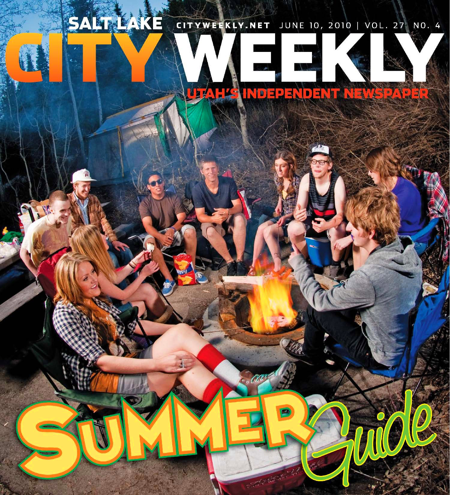 Salt Lake City Weekly Summer Guide