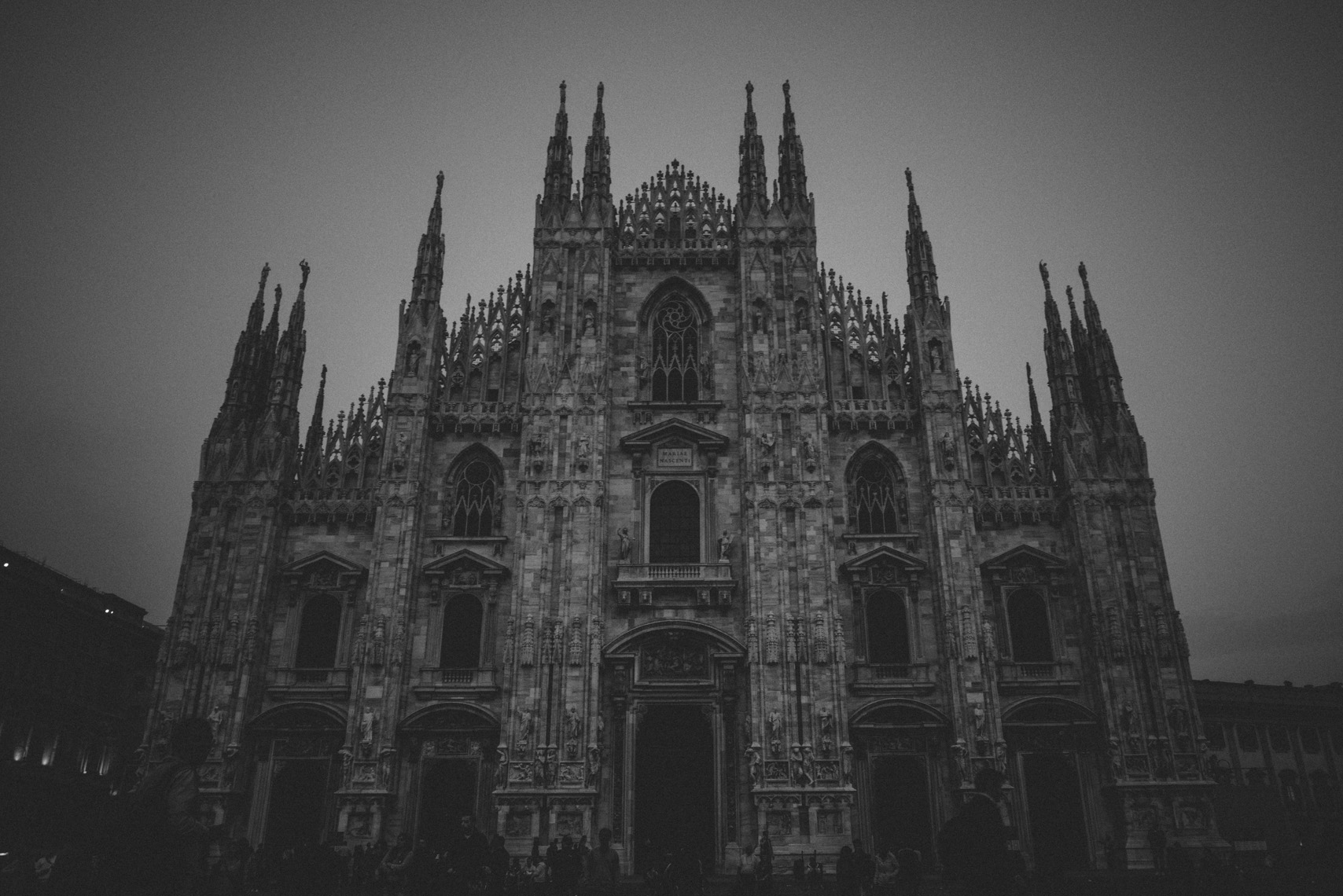 Travel photography - Milan Italy